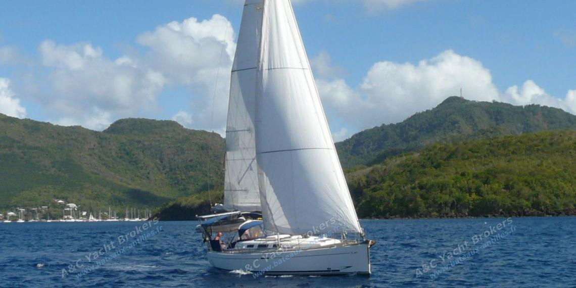 Dufour 40 Performance : En navigation